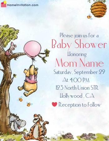 Editable Baby Shower Invitation Templates Indian Online Maker