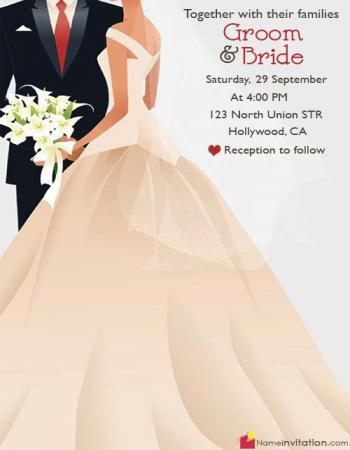 Best Wedding Invitation Card Maker With Name